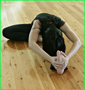 demi pince yoga